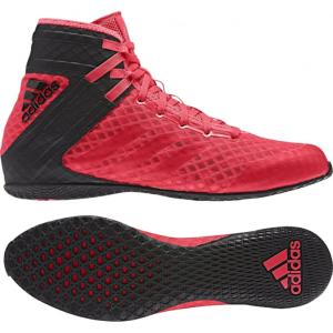 Chaussures de boxe anglaise adidas speedex rouge 43 1/3