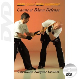 DVD canne et baton - Budo International