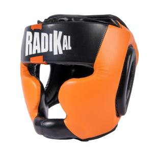 Casque de boxe Radikal - Fuji Mae Orange L
