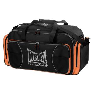 Sac de sport Metal Boxe Large Noir/orange