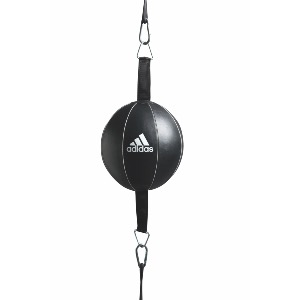 Ballon double attache cuir adidas