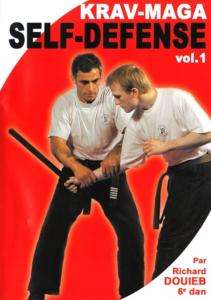 DVD KRAVMAGA SELF DÉFENSE / VOL.1   KBDVD8176