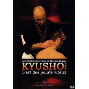 DVD Kyusho waza : l'art des points vitaux Vol 1 - Imagin Arts