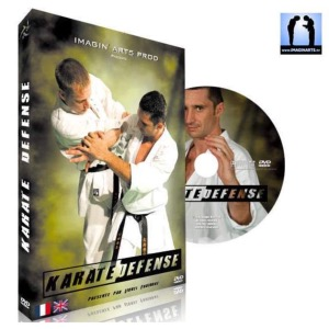 DVD Karate défense - Imagin Arts