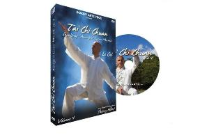 DVD Tai chi chuan Yang  Vol 4 - Imagin Arts