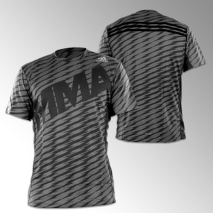 Rashguard MMA Top game adidas L