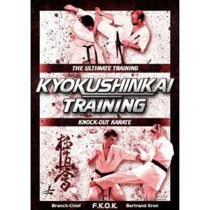DVD Kyokushinkai Training - Indépendance Prod