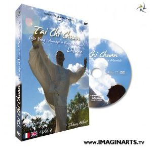 DVD Tai chi chuan Yang  Vol3 - Imagin Arts