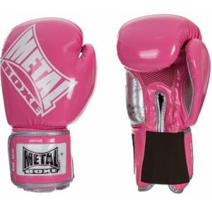 Gants de boxe Lady Metal Boxe 8 oz