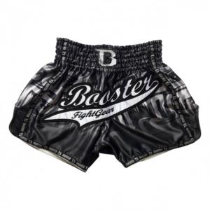 Short de boxe thaï Labyrint - Booster Noir L