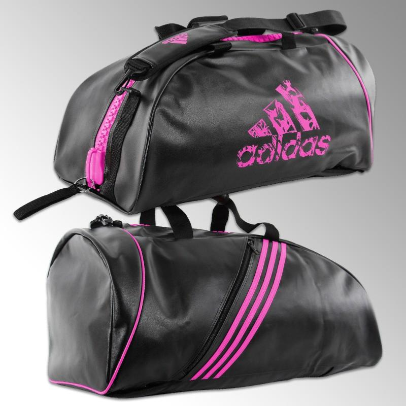 sac sport de combat adidas rose fujisport. Black Bedroom Furniture Sets. Home Design Ideas